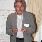 PD Dr. Dr. habil. Ulrich Wernery stellt die Arbeit des CVRL vor.