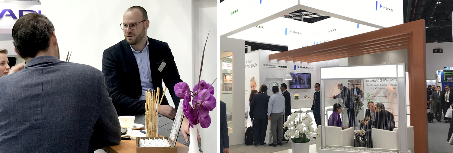 Produktmanager Messe